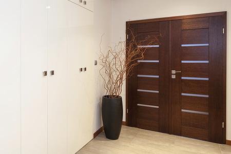 Eingangstüren modern holz  Haustür Wohnungseingangstür Einbruchschutz Bonn Bad Honnef Neuwied